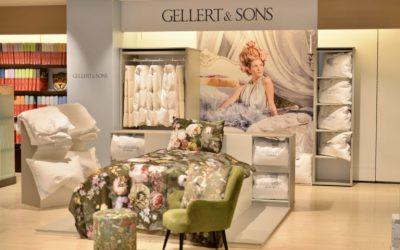 Gellert & Sons established in another European capital