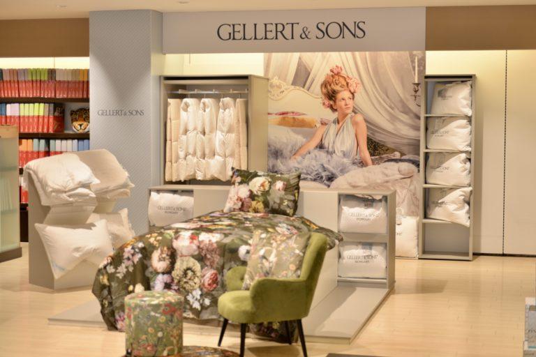 Gellert & Sons也出现在另一个欧洲首都