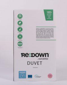 Re:down duvet
